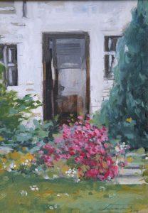 W moim ogrodzie III. 30x40 cm. Kazimierz Twardowski